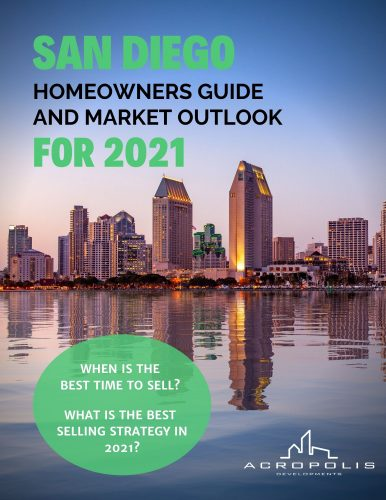 San Diego homeowner guide - when to sell